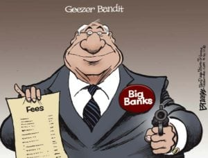 big banks representative