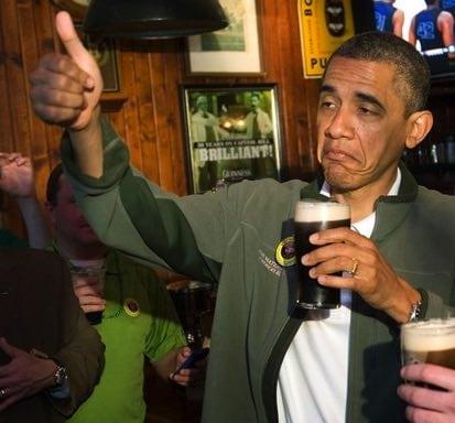 obama-with-a-beer-mug