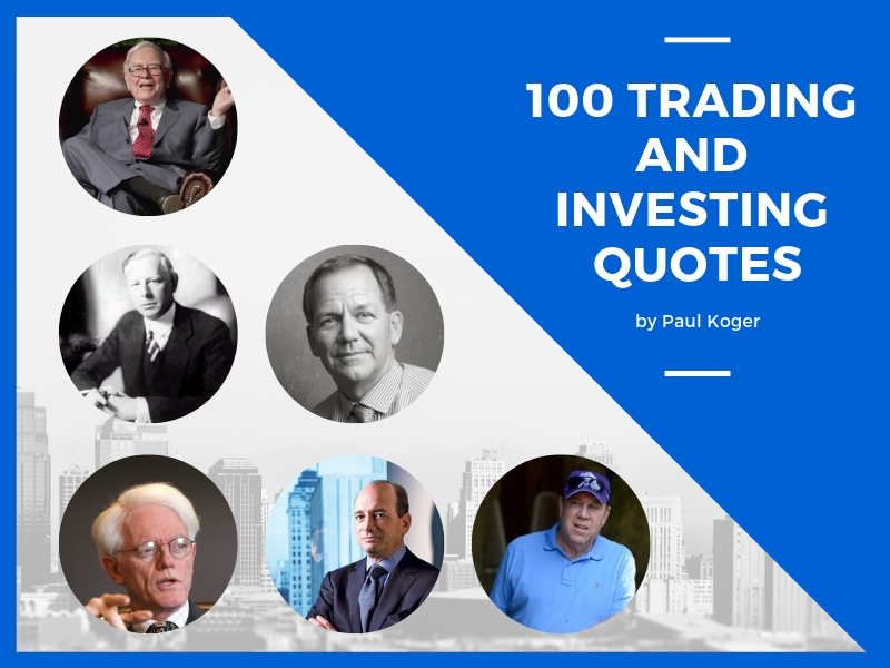 100 Trading & Investing Quotes from the Best in the World