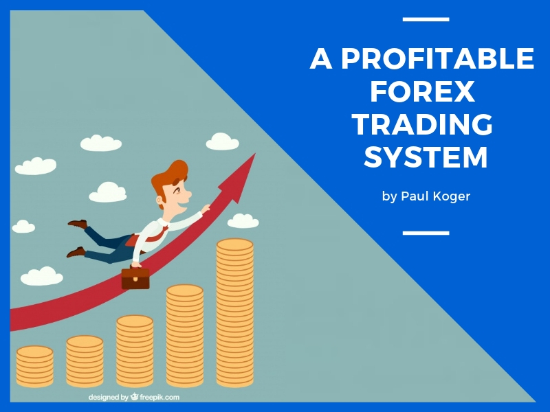 Profitable forex trading system