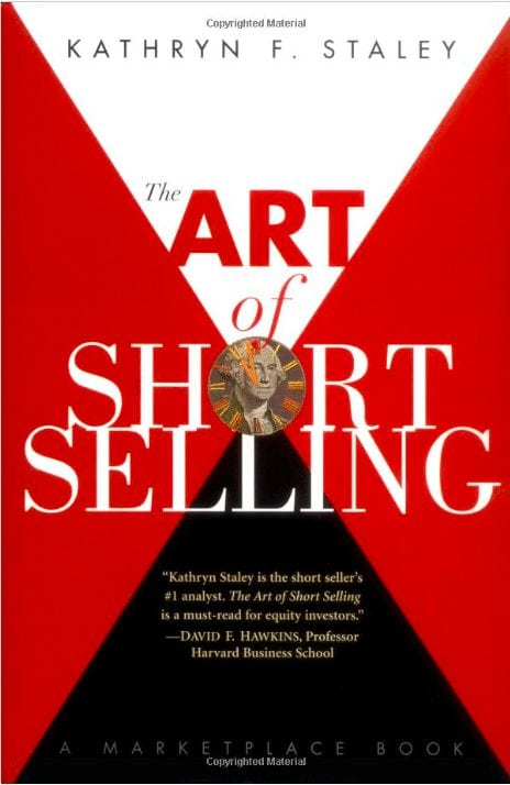 The art of short selling book