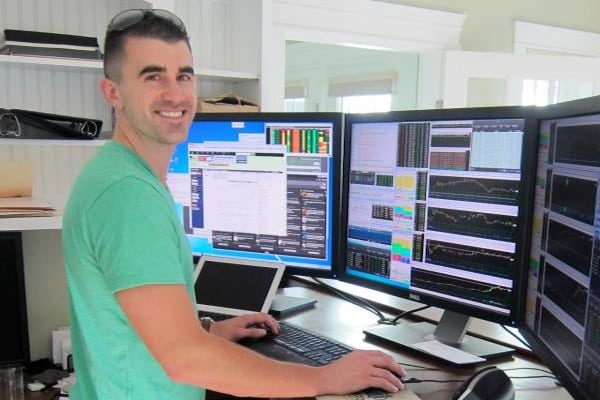 a successful stock trader