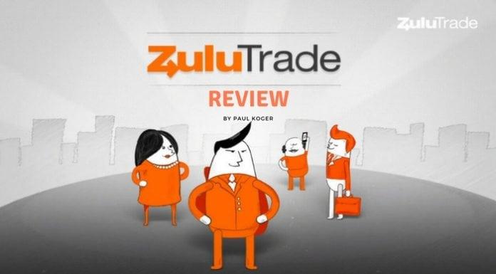 overview of the zulutrade platform