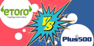 comparison between etoro and plus500