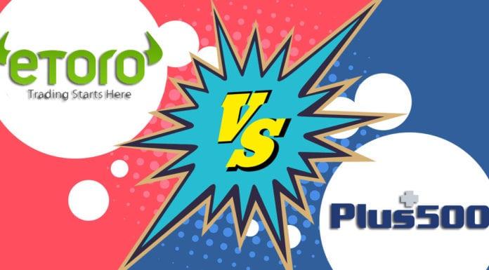 comparison between etoro and plus500