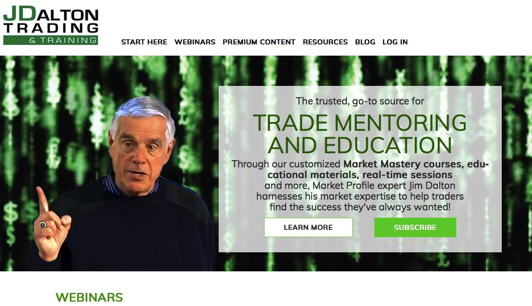 top trading blog jdalton trading
