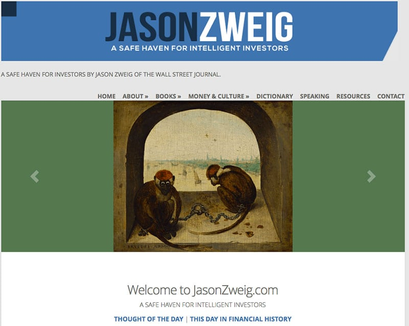 picture of jason zweig