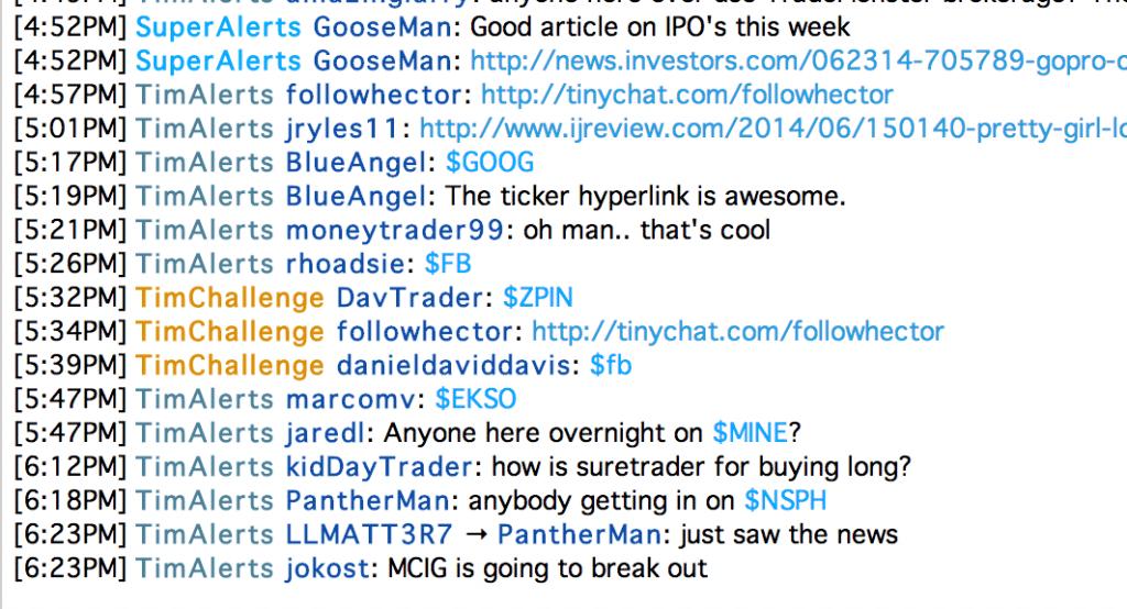 tim sykes trading