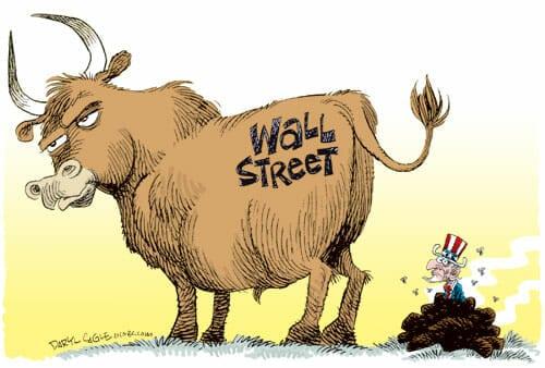 literal bull shit