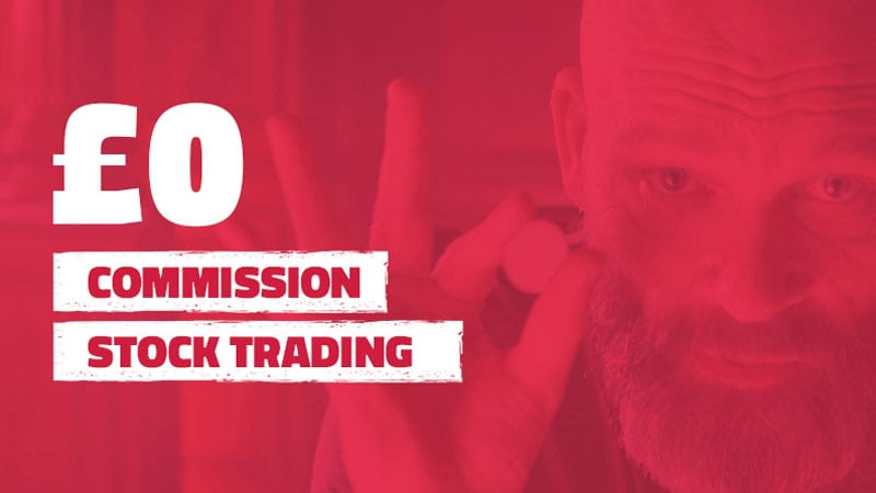 Zero commission stock trading