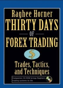 30 days of forex trading