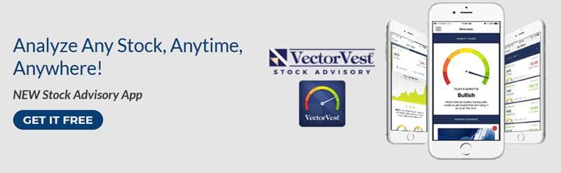 Vectorvest mobile app