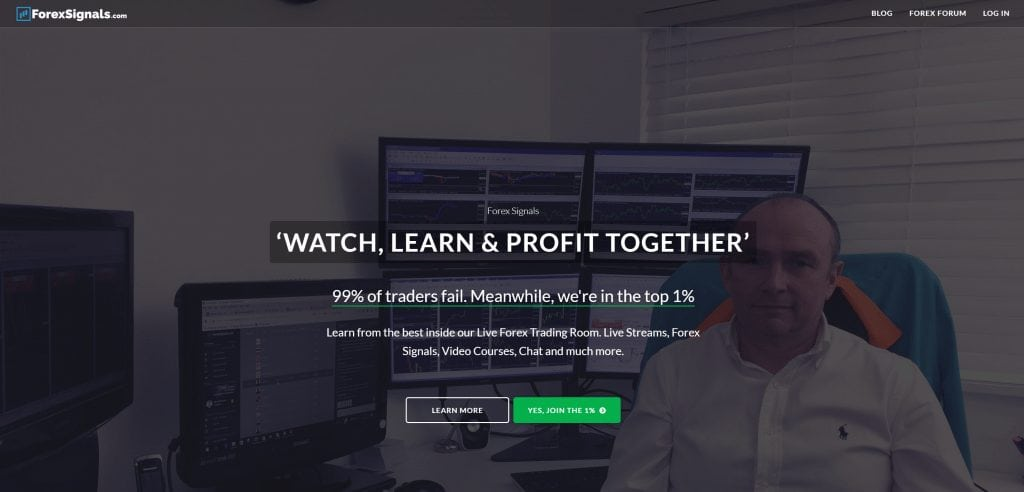 forexsignals com review