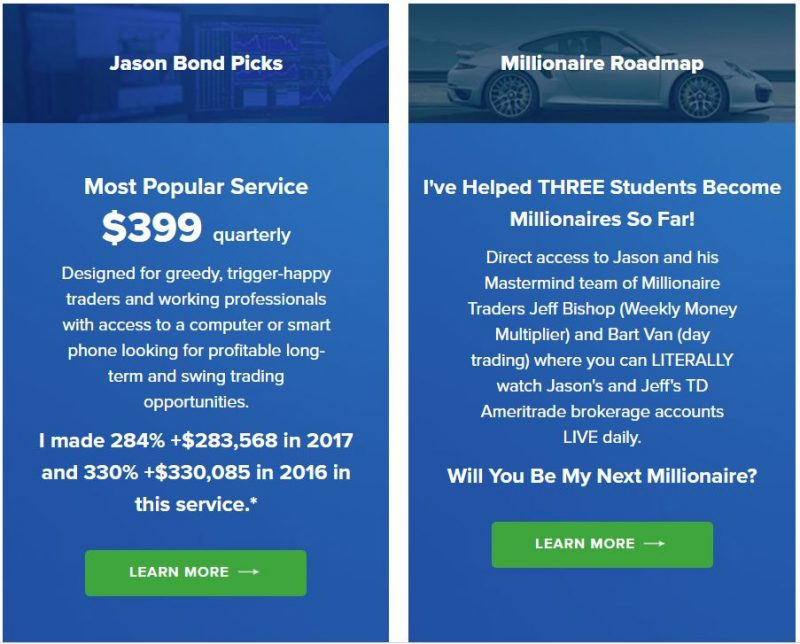Jason Bond Picks Review - Will He Scam You or Make You Money