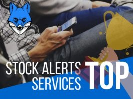 stock alerts services