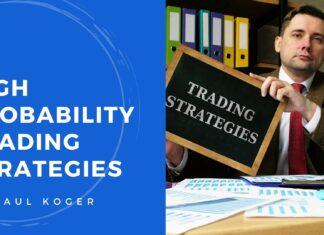 high probability trading strategies